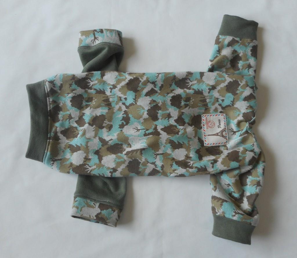 アニマル模様のパジャマ