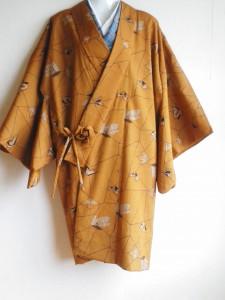 和装コート