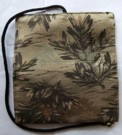 着物リメイク 帯で作った和風財布 1686