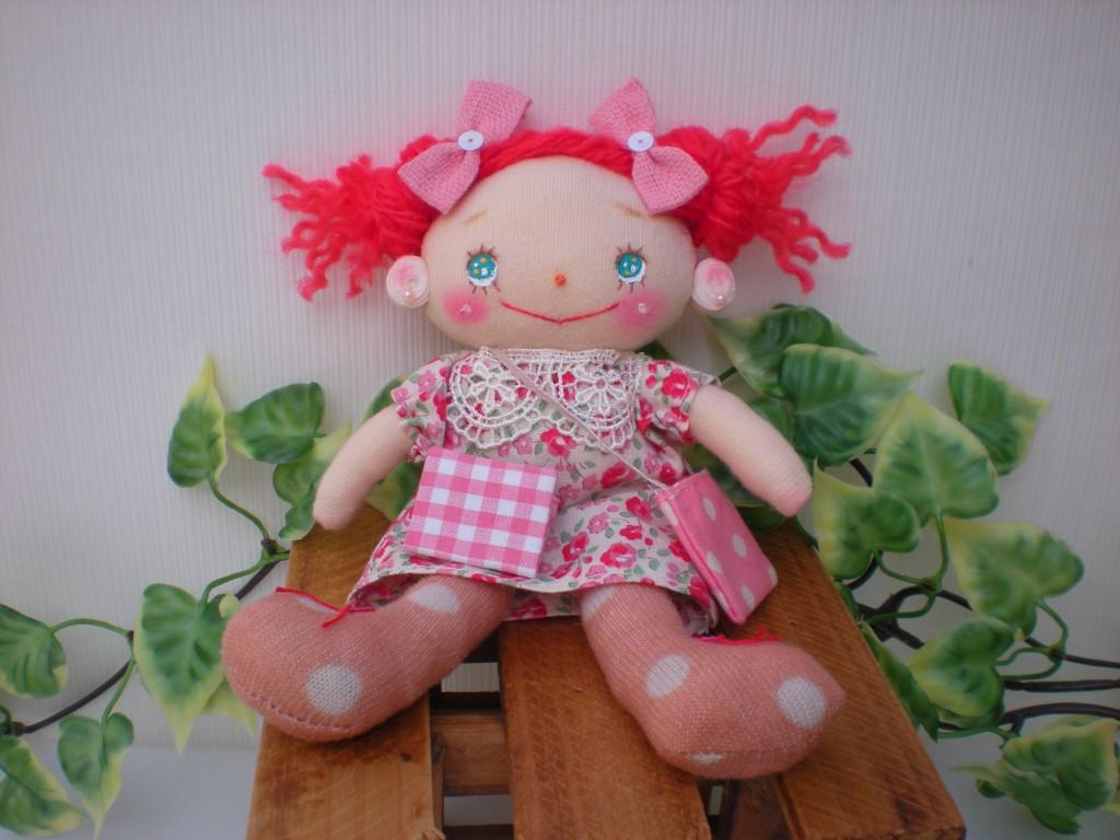 布人形 おてんば姫