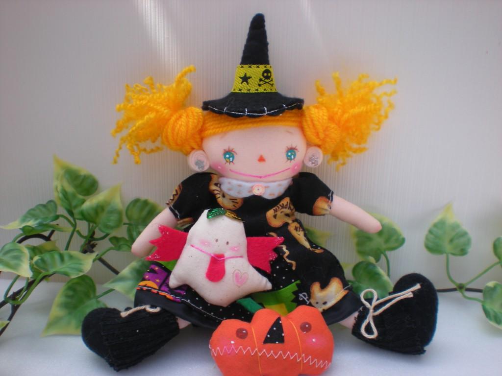 布人形 Halloweenちゃん