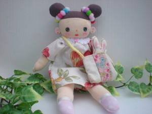 布人形 文化人形ちゃん