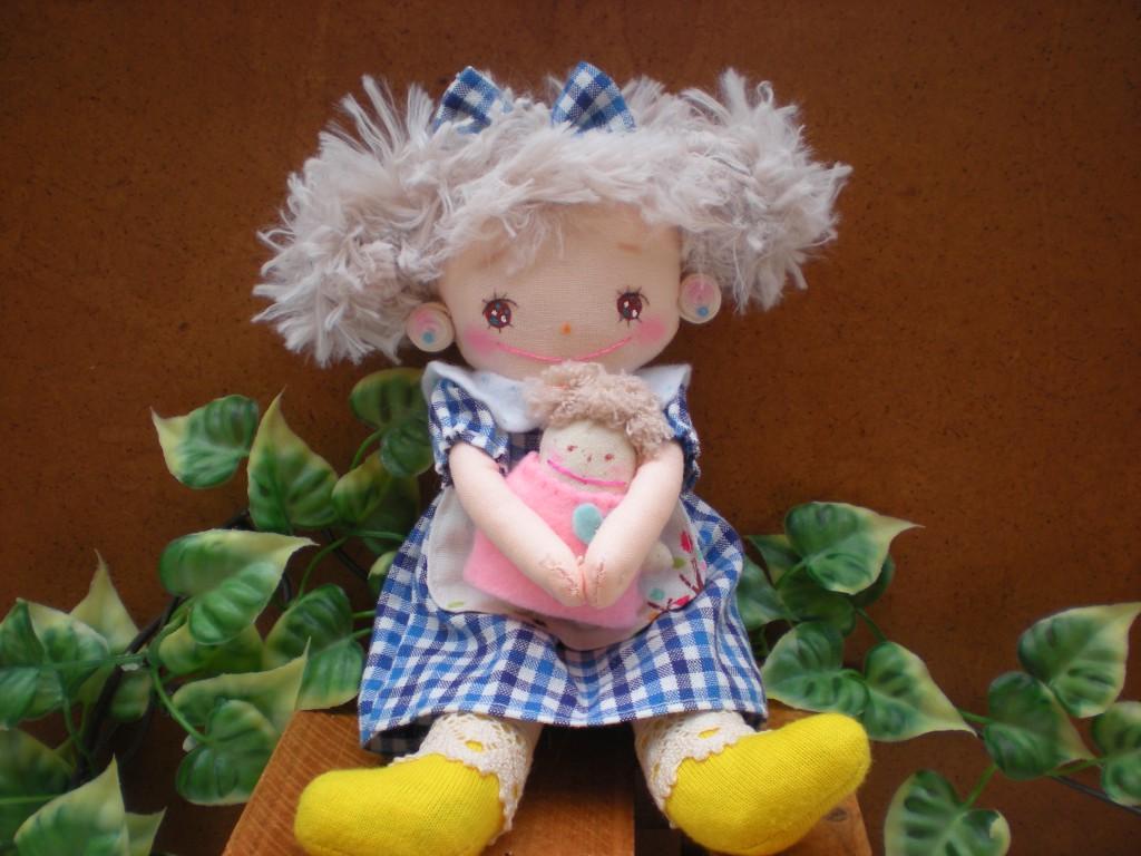 布人形 サラちゃん